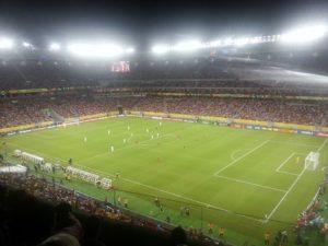 Кубок Конфедераций 2017 по футболу